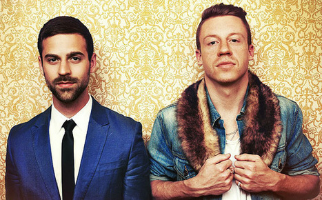 American Music Awards nominations: Macklemore and Ryan Lewis lead the pack - Entertainment Weekly | The great things about being a nerd | Scoop.it