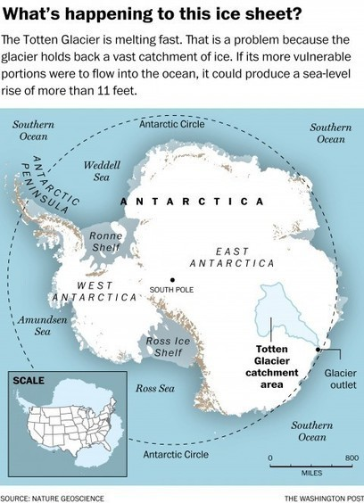 The melting of Antarctica was already really bad. It just got worse. | Everything from Social Media to F1 to Photography to Anything Interesting | Scoop.it