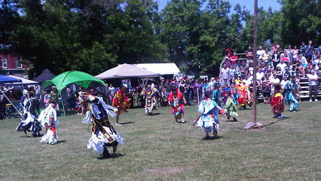 Powwow passes traditions to new generation - St Mary's First Nation | AboriginalLinks LiensAutochtones | Scoop.it