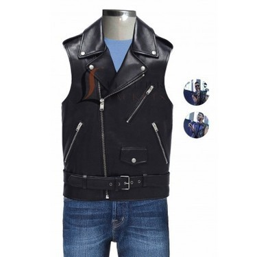 Get Sandy with Miguel's Sando style Sleeveless Sweat Jacket | Unique collection of celebrity jackets its now | Scoop.it