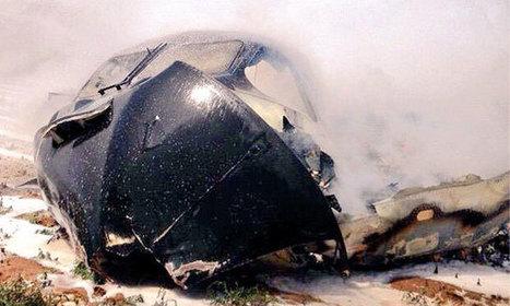 Un A400M s'écrase à Séville lors de son premier vol d'essai | Formation aéronautique, training & industry | Scoop.it