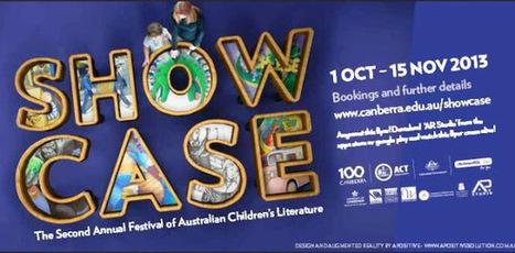 Event: Showcase: Annual Festival of Australian Children's Literature | Literature and Literacy in the Primary+ Classroom | Scoop.it