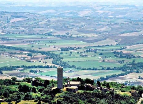 Il Castello di Pitino - The Castle of Pitino | Le Marche another Italy | Scoop.it