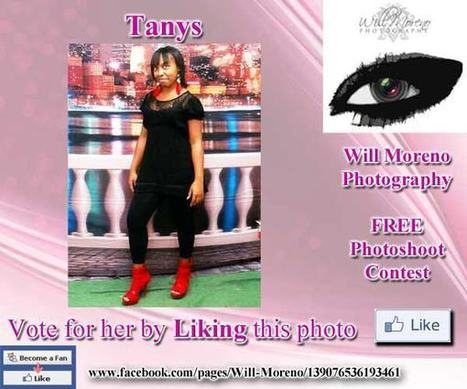 Tanys - Contestant to win a FREE Photoshoot with Will Moreno | Belize in Photos and Videos | Scoop.it
