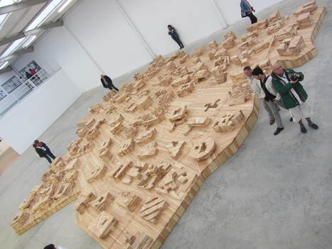Ai Weiwei: Ordos 100 Model | Art Installations, Sculpture, Contemporary Art | Scoop.it