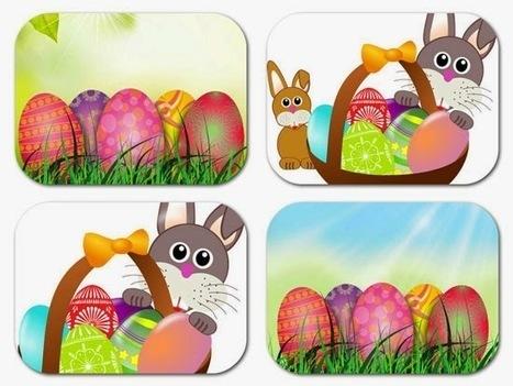 TICs en FLE: En avril ... Poisson d'avril et Pâques ( Activités ) | Remue-méninges FLE | Scoop.it