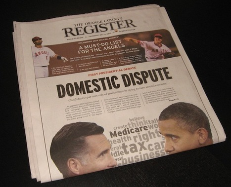 The Orange County Register is hiring dozens of reporters, focusing on print-first expansion | Journalism Education | Scoop.it