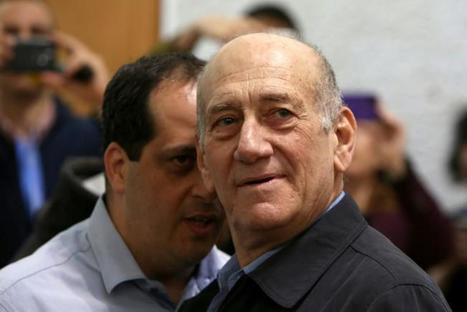 Prison pour l'ex 1er ministre coupable de harcélement sexuel #israel | Toute l'actus | Scoop.it