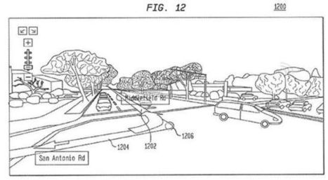 Obvious Google patent reveals augmented reality GPS navigation - no doubt for Glasses | It's All Social | Scoop.it