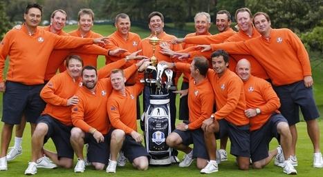 Ryder Cup: Oui, le golf est aussi un sport d'équipe | Nouvelles du golf | Scoop.it