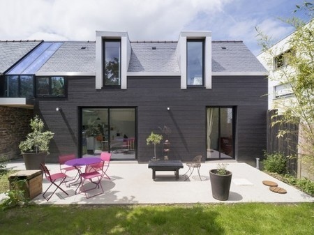 The House Between / Clément Bacle Architect | Idées d'Architecture | Scoop.it