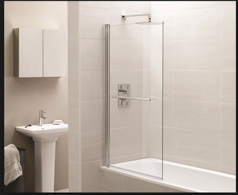 Glass Shower Bath Screens   fountainbathroom   Scoop.it