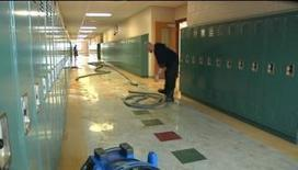 School closed due to flooding - Turn to 10   Gregory Restoration   Scoop.it
