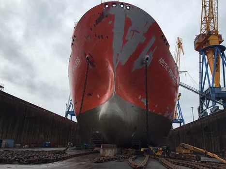 Les chantiers Damen à Brest   Economie brestoise   Scoop.it
