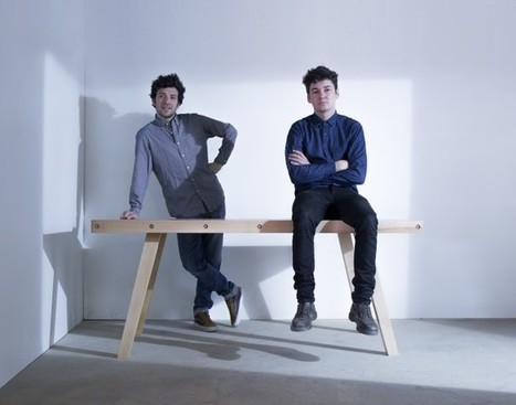 Be my Guest – Emmanuel et Ludovic de Gueule de bois – Cocon de décoration: le blog | Décoration | Scoop.it