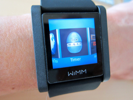 Scoop: Google acquired WIMM Labs to bolster its own smartwatch plans | ESPACE TEMPS | Scoop.it