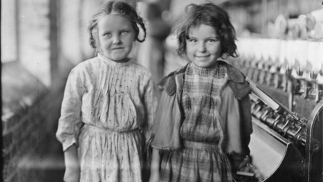 How Children Used Technology 100 Years Ago   Technology in Health And Education   Scoop.it