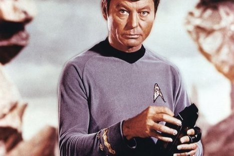 Why Our Medicine Will Soon Be Cooler Than Star Trek's   Téléophtalmologie   Scoop.it