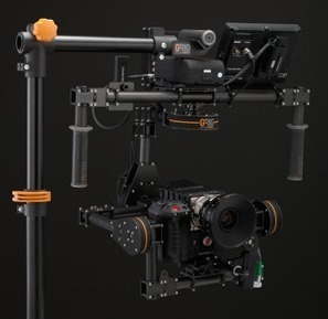 G-RIG Valos is Well a Brushless Gimbal Camera Rig at NAB 2014: | G-RIG Valos - a new perfect Solid State Gimbal for High Professional Filmmakers and Cinematographers | Scoop.it