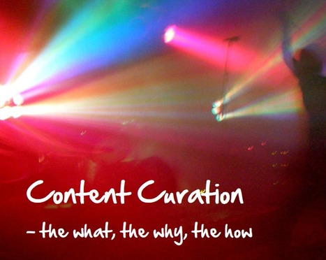 5 Simple Steps To Becoming A Content Curation Rockstar | How to Market Your Small Business | Scoop.it