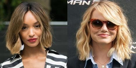 Kapsels: 9 x mooiste celeb bobs  - StyleToday | Kapsels voor vrouwen | Scoop.it