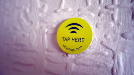 Share Your Home Wi-Fi Easily Using an NFC Tag or QR Code | NFC News and Trends | Scoop.it