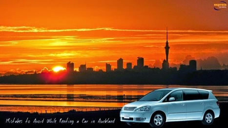 Mistakes to Avoid While Renting a Car in Auckland | New Zealand Attractions, Car Rental and Travelling Tips | Scoop.it