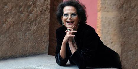 Claudia Cardinale al Taormina FilmFest   Sicily ...food, drink, history,holiday   Scoop.it