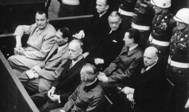 On This Day: Nuremberg Trials Begin | Nuremberg Trials | Scoop.it