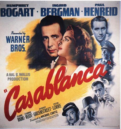 "30 Days of Screenplays, Day 15: ""Casablanca"" 