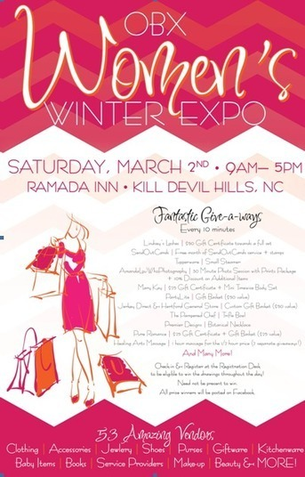 Featuring National keynote speaker, Camille Allen Women's Expo   Outer Banks Neighborhoods   Everything OBX   Scoop.it