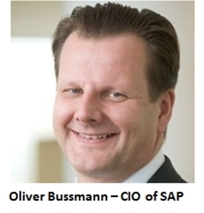 SAP's CIO: You're Putting Your Executive Career at Risk if You're Not Social - Forbes | Social Media Collaboration | Scoop.it