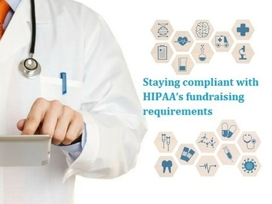 Staying compliant with HIPAA's fundraising requirements | mentorhealth | Scoop.it