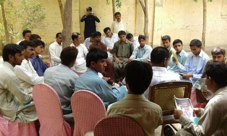 Men Are Stepping Up to Fight Child Marriage in Pakistan | Olimpia Bineschi | Scoop.it