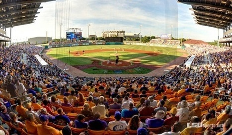 LSU Baseball Boasts Best Concessions In NCAA (Look At This ... | Sports Facility Management.4204193 | Scoop.it