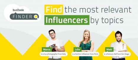 Obiettivo #influencer, a #Smau Roma Buzzoole presenta Finder | Influence Engine Optimization | Scoop.it