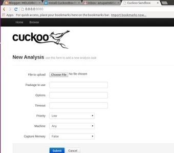 #Security: #Cuckoo #SandBox :Automatic #Malware Analysis Tool | #Security #InfoSec #CyberSecurity #Sécurité #CyberSécurité #CyberDefence | Scoop.it