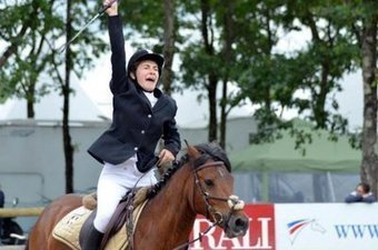 Equitation / Jade et Quifquif, un couple en bronze | L'Union | Cheval et sport | Scoop.it
