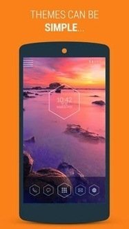 Themer: Launcher, HD Wallpaper |Meilleures applications android | titandroid | Scoop.it