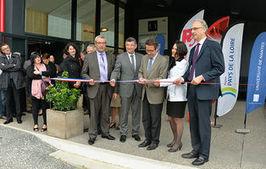 Le nouveau bâtiment du site universitaire inauguré - La Roche-sur-Yon Agglomération | Retrouvez l'actualité du campus yonnais dans la presse | Scoop.it