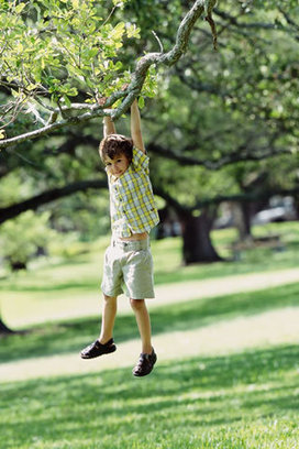 Nature Deficit: Does your child ask are they real? | Education Research | Scoop.it