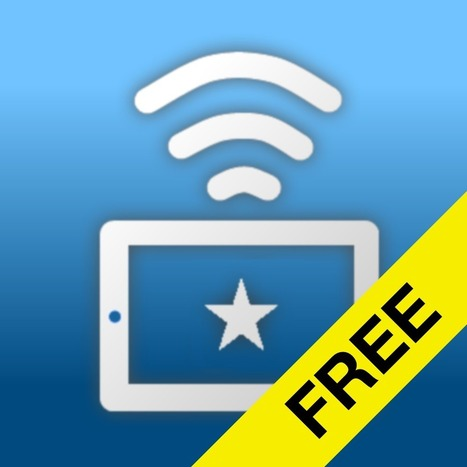Air Sketch Free: Wireless Smart Whiteboard for Classrooms, Presentations, Meetings, and Collaboration | Professional Development CHS | Scoop.it