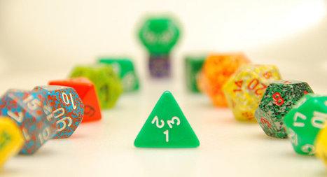 Les jeux de hasard, sources d'inspiration pour les mathématiques | Dr. Goulu | Scoop.it