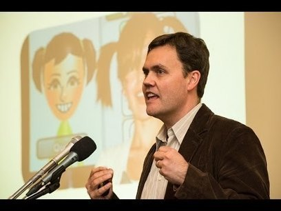 """Dr. Jesse Schell on """"Games, Curiosity and the Future of Education"""" - YouTube 