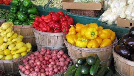 Why you should buy food at the farmer's market | Sustainable Futures | Scoop.it
