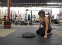 Alternative Exercise For Legs - Kneeling Jumps   Anything Fitness   Scoop.it
