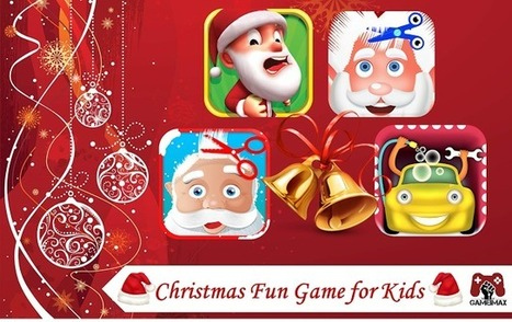 Best Christmas Fun Games for Kids to Make Them Happy « Free Android Kids Games | Free Android Kids Games | Scoop.it