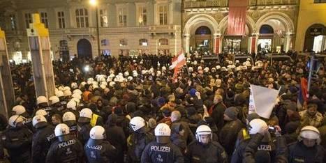Autriche: le mouvement islamophobe Pegida submergé par une contre-manifestation | Triangle Rouge - Résistez aux idées d'extrême droite | Scoop.it