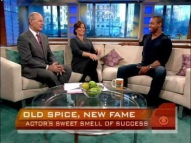 How Old Spice reminds ad folk what they forgot | We First Blog | BUS 116 - PR Theory - CC | Scoop.it