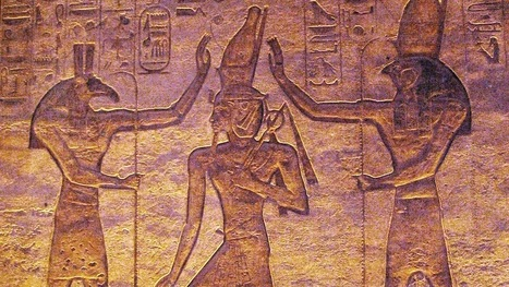​The Egyptian Gods' 8 Biggest Dick Moves | Aladin-Fazel | Scoop.it